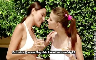 juliette and deny from sapphic erotica lesbo