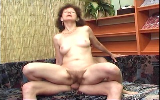 very curly bawdy cleft seduces a guy