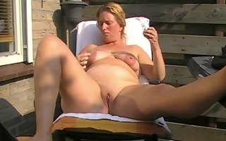 hot bulky mature with overweight nipples fucks