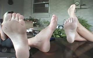 neighbor ladies talk about foot fetish