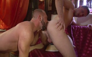 daddy &; boy steamy intimate party