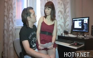 girl fucked previous to bf
