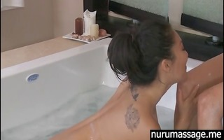 very hawt asa akira gives victoria a sexy and