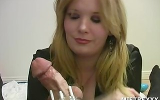 femdom cook jerking tease ruined agonorgasmos