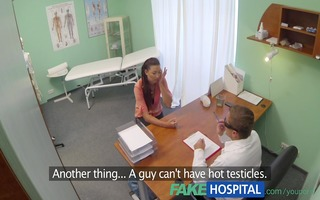 fakehospital married wife with fertility problem