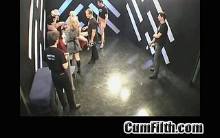 large tit golden-haired d like to fuck acquires