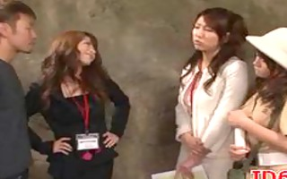 japanese av model engulfing dick
