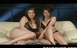 lascivious oriental whores engulf jerk boy pounder