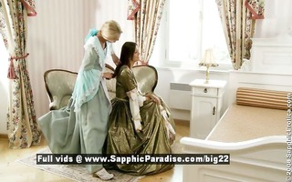judit and juliette from sapphic erotica lesbo
