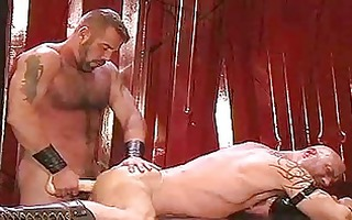 whipping and anal sex for bizarre homosexual guys