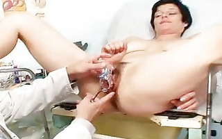 breasty mamma barbora real vagina gyno exam