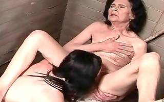 grannies and nubiles naughty sex compilation