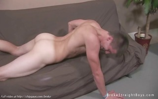 college twink ass drilling anal