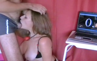 older sweetheart acquires a facial