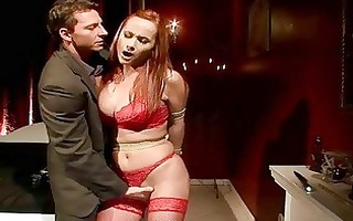 breasty redheaded d like to fuck acquires