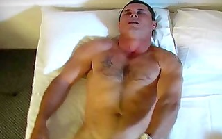 gay hunk can not hardly exposed the enjoyment