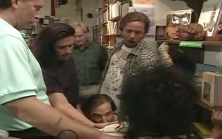 vanessa - one night at the bookstore part11