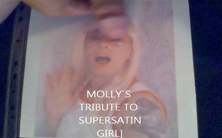 tribute to my supersatin girl