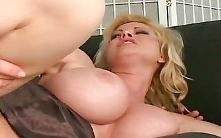 moist sexy mother i carolyn monroe slamming her