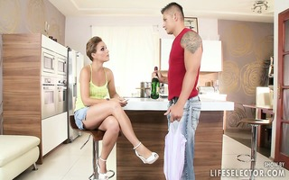 wife is constantly nagging her much younger stud