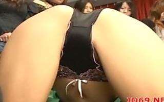 japanese av model head and hands