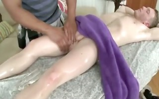 this sexually excited client desires the full