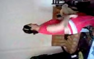 chubby arab dilettante dance 11