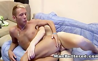 homosexual cum eating anal sex