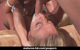 older d like to fuck acquires her a-hole screwed
