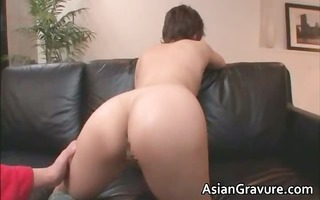 wicked oriental milf acquires jizzed after part9