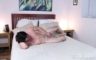 country twink jeremy jacks his uncut shlong just