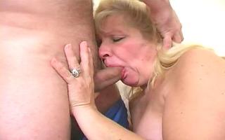 mother seduces lad