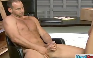 threesome serious homo gazoo ass drilling by