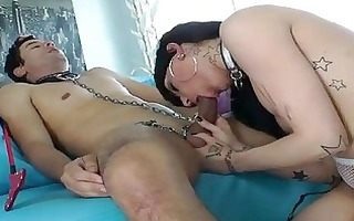 fetish transsexual kelly clare drills gazoo