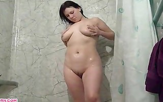 bbw amateur home alone honey