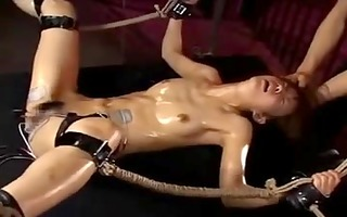 japanese gal screwed to orgasms by