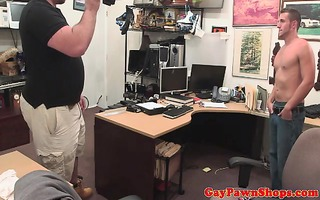straight pawnshop stud flashes for cash
