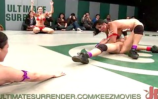 team tag slit wrestling