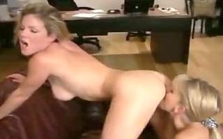 keri windsor fucking with a strap-on