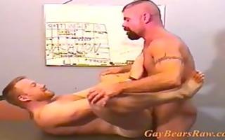 non-professional homosexual bears barebacking