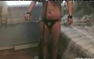 wife acquires bound up and screwed hard bdsm