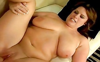 enormous chested dark brown mother i acquires her