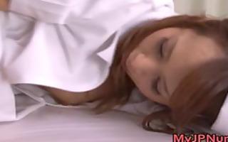 akina lovely sexy oriental nurse part4