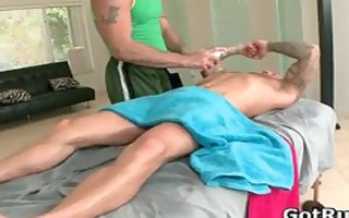muscled hunk with tattoos fucking part5