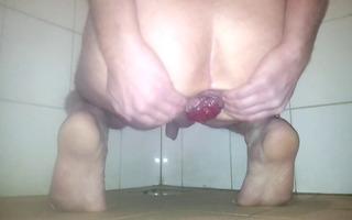 large rosebud (prolapse)