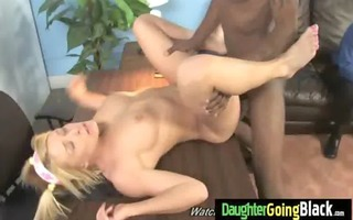 see my daughter getting a dark monster cock 3