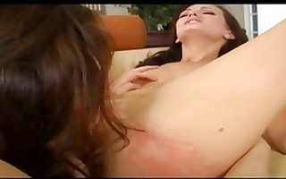 lesbians licking and drubbing