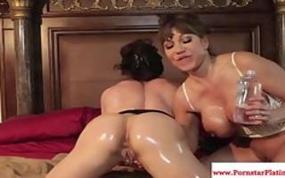 brandi mae and ava devine lesbo fun