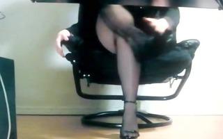 nylon legs